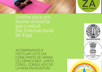 Find an Event   International Day of Yoga in Texas